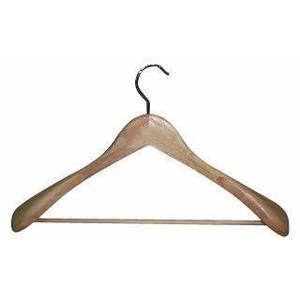 TORO Drevené ramienko na šaty TORO vyobraziť