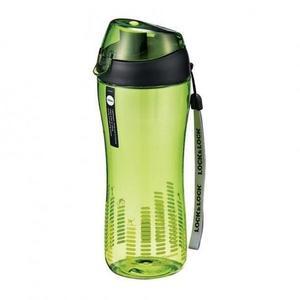 LOCK&LOCK Športová fľaša na pitie Lock 550 ml, zelená vyobraziť