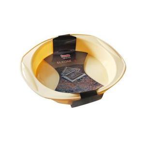 TORO Silikónová forma na tortu TORO, krémová vyobraziť