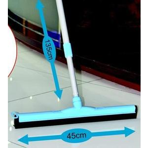 Stierka s teleskopickou tyčou vyobraziť
