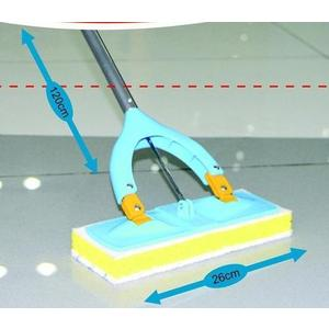 TORO Mop na podlahu s teleskopickou násadou TORO Butterfly vyobraziť