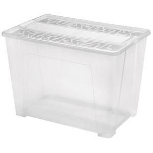 heidrun Plastový úložný box s vekom HEIDRUN TexBox 70l vyobraziť