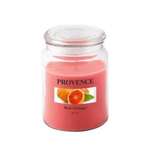 Provence Vonná sviečka v skle PROVENCE 510g, červený pomaranč vyobraziť