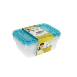 Keeeper Dóza na potraviny Fresh & amp; Freeze, 3 ks, 1, 25 l vyobraziť
