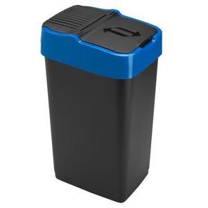 Plastový kôš na odpadky HEIDRUN 35l vyobraziť