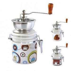 TORO Mlynček na kávu, porcelán / nerez, motív kávy vyobraziť