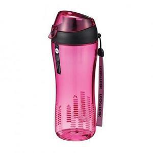 LOCK&LOCK Športová fľaša na pitie Lock 550 ml, ružová vyobraziť