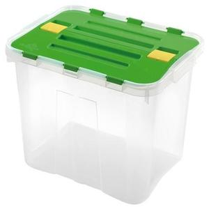 heidrun Plastový úložný box s vekom HEIDRUN Dragon 24l vyobraziť
