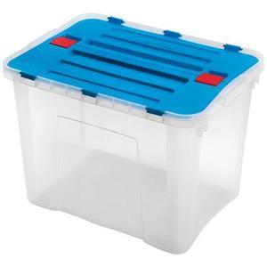 heidrun Plastový úložný box s vekom HEIDRUN Dragon 42l vyobraziť