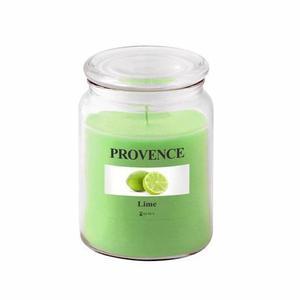 Provence Vonná sviečka v skle PROVENCE 510g, limetka vyobraziť
