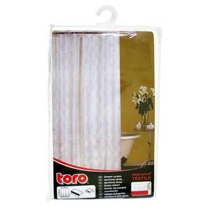TORO Sprchový záves textilný 180 x 180 cm vyobraziť