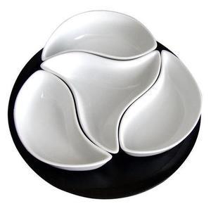 """TORO Sada misiek """"veterník"""", porcelán, 4 ks vyobraziť"""