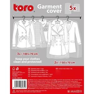 TORO Ochranný vak na odev, 5 ks vyobraziť