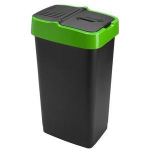 Plastový kôš na odpadky HEIDRUN 60l vyobraziť
