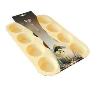TORO Silikónová forma na muffiny 12ks TORO 33x25cm vyobraziť