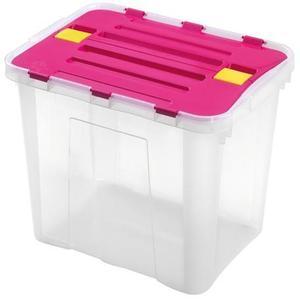 heidrun Plastový úložný box s vekom HEIDRUN Dragon 30l vyobraziť