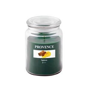 Provence Vonná sviečka v skle PROVENCE 510g, korenie vyobraziť
