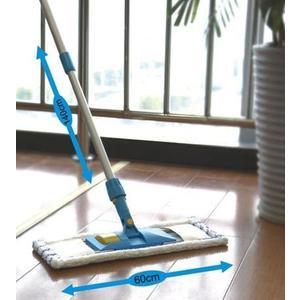 TORO Mop na podlahu s teleskopickou násadou TORO vyobraziť