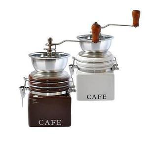 TORO Mlynček na kávu, porcelán / nerez, nápis Cafe vyobraziť