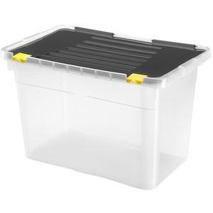 heidrun Plastový úložný box s vekom HEIDRUN One 54l vyobraziť