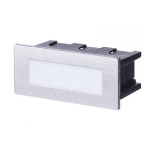 EMOS LED vstavané svetlo ku schodisku 1, 5W obdĺžnik Farba svetla: Teplá biela ZC0108 vyobraziť