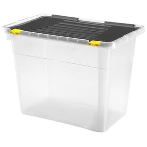 heidrun Plastový úložný box s vekom HEIDRUN One 100l vyobraziť