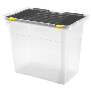 heidrun Plastový úložný box s vekom HEIDRUN One 72l vyobraziť