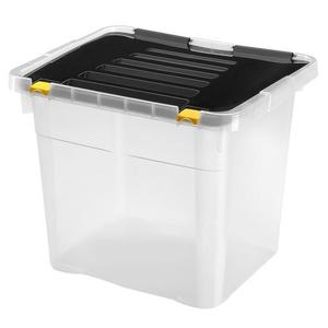 heidrun Plastový úložný box s vekom HEIDRUN One 36l vyobraziť