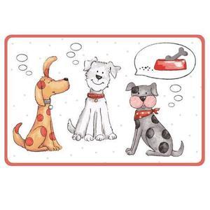 TORO Plastové prestieranie TORO 44x28, 5cm Mačka a Pes vyobraziť