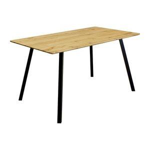 Jedálenský stôl BERGEN dub vyobraziť