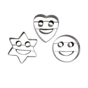 TORO Sada formičiek 5cm TORO Emoji 3ks vyobraziť