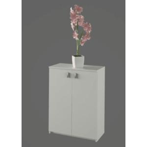 Tempo Kondela Kúpelňa Natali Natali: komoda dvoj-dverová typ 4 biela vyobraziť