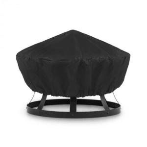 Blumfeldt Pentos, kryt na ochranu pred poveternostnými vplyvmi, nylon 600D, nepremokavý, čierny vyobraziť