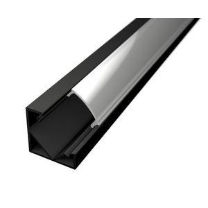 LED profily rohové vyobraziť