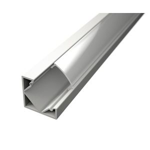Hliníkové profily pre LED pásiky vyobraziť