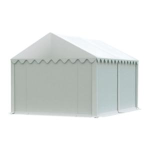 Skladový stan 3x4m biela EKONOMY vyobraziť
