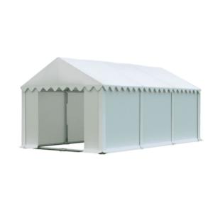 Skladový stan 4x6m biela PREMIUM vyobraziť