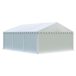 Skladový stan 5x6m biela EKONOMY vyobraziť