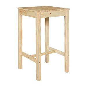 Barový stôl TORINO lak vyobraziť