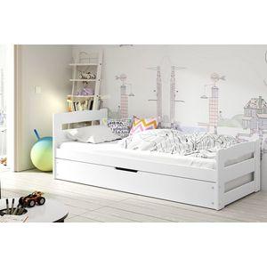 BMS Detská posteľ Ernie Farba: Biela vyobraziť