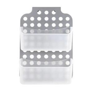 TORO Plastová závesná polička TORO 35, 5x25, 5x12, 4cm vyobraziť