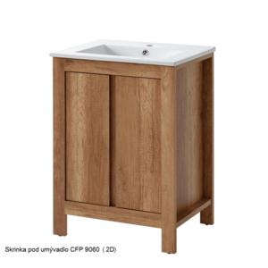 ArtCom Kúpelňová zostava CLASSIC Classic II: Skrinka pod umývadlo 820 / (ŠxVxH) 60 x 82 x 46 cm vyobraziť