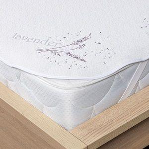 4Home Lavender Chránič matraca s gumou, 200 x 200 cm vyobraziť