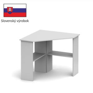 Tempo Kondela PC stôl RONY NEW Farba: Biela vyobraziť
