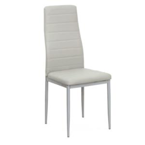 Tempo Kondela Jedálenská stolička COLETA NEW Farba: Svetlo sivá vyobraziť