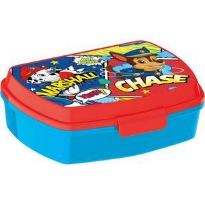 Plastový desiatový box Paw Patrol 17, 5x14, 5x6, 5cm vyobraziť