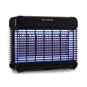 Waldbeck Mosquito Ex 5500, lapač hmyzu, 13 W, 150 m², LED diódy, zachytávacia miska, reťaz, čierny vyobraziť