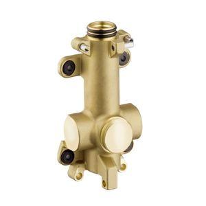Axor - základné teleso/teleso vedenia vody pre krátku poličku 40877180 vyobraziť