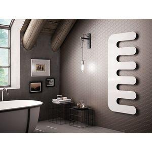 Cordivari E.Sign, dizajnový radiátor, 1220x520 mm, biela lesklá 3540806100210 R01 vyobraziť