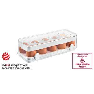 Tescoma zdravá dóza do chladničky PURITY, 10 vajec vyobraziť